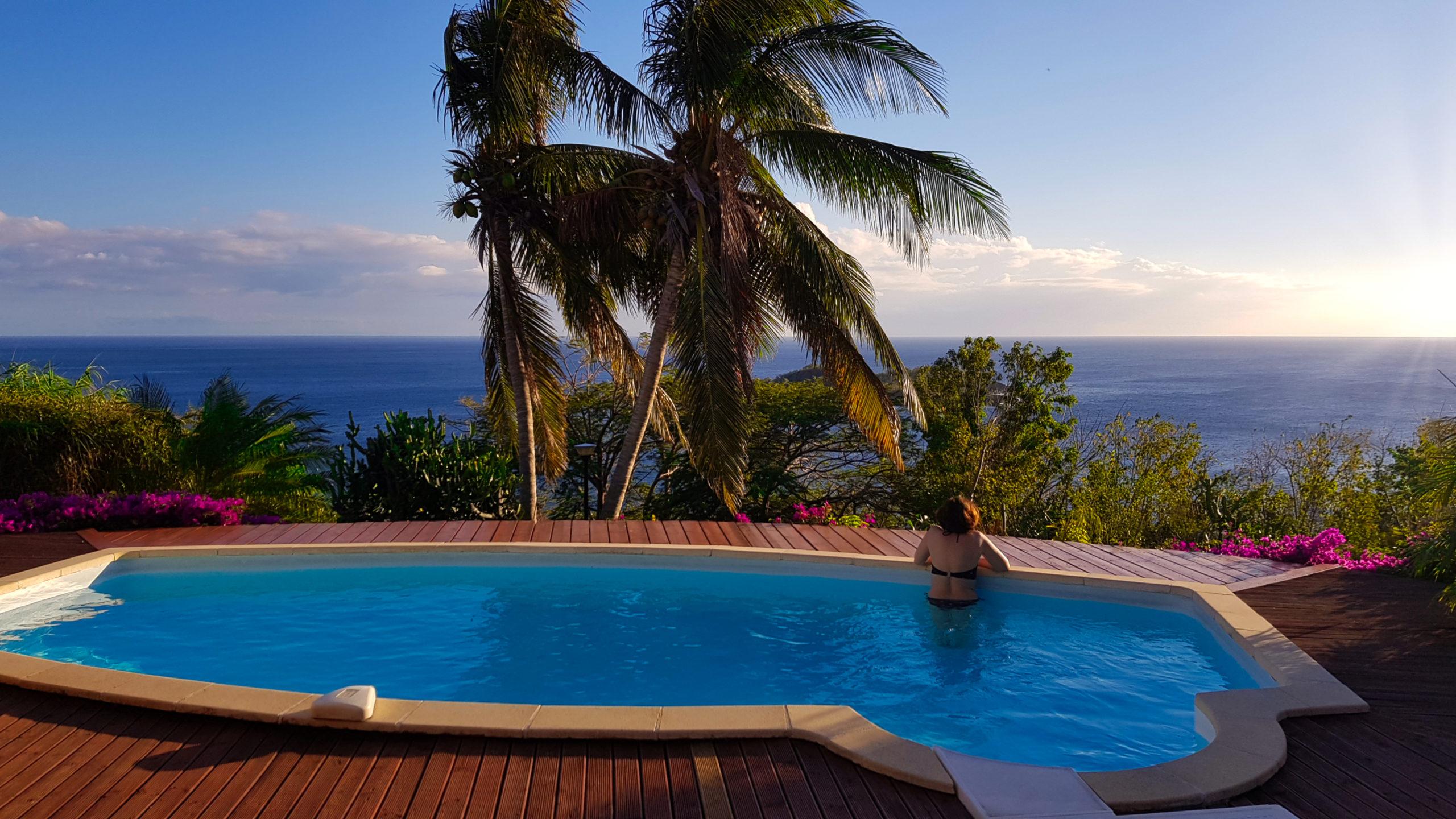 @VillaFalvert, piscine
