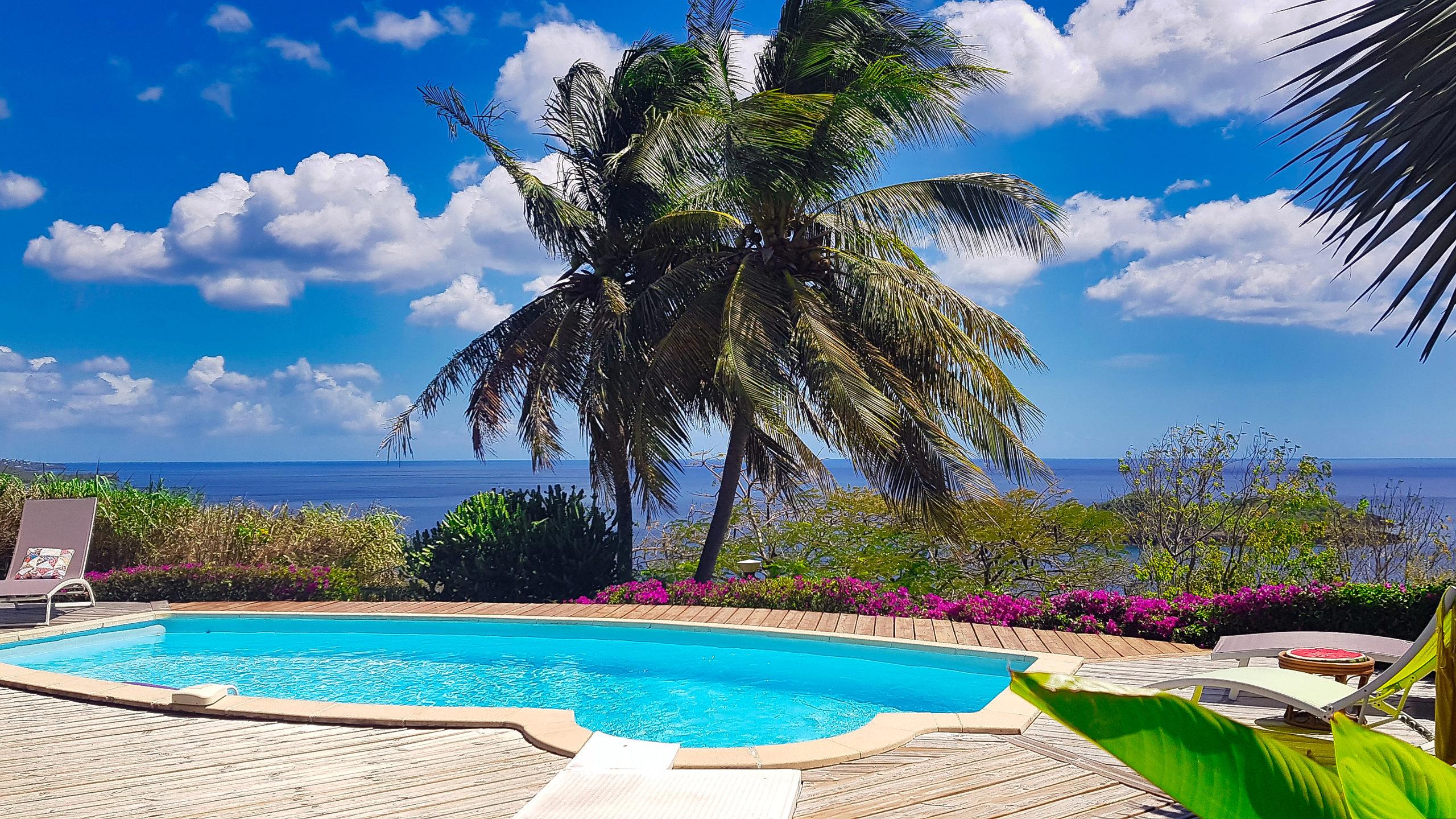 @VillaFalvert, la piscine